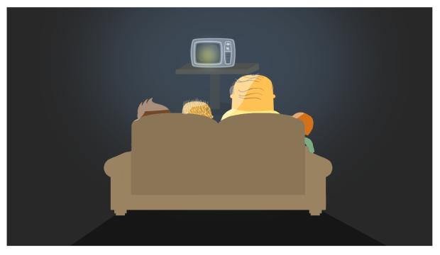 No TV, No Cry-25