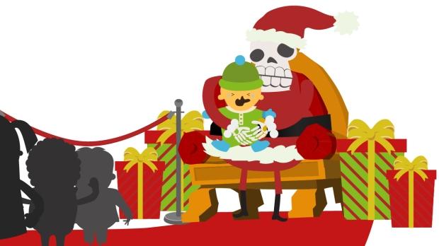 Santa throne skul (0;00;00;00)