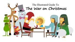 War on Christmas Illustrated